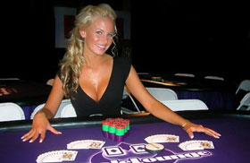 sexy poker girl auto calculator